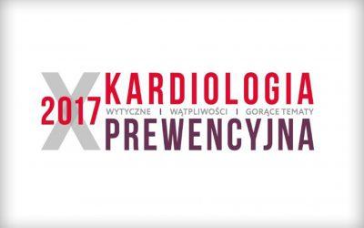 """X Konferencja """"Kardiologia Prewencyjna"""""""